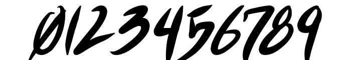Shin Akiba Punx Bold Italic Font OTHER CHARS