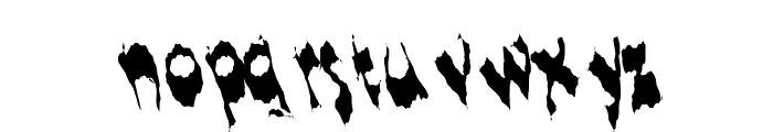 ShlopHappyReMix Font LOWERCASE