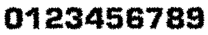 Shokkking Medium Font OTHER CHARS