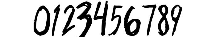Shonen Punk! Custom Bold Bold Font OTHER CHARS