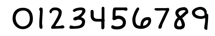 ShortStack Font OTHER CHARS