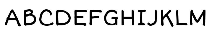 ShortStack Font UPPERCASE
