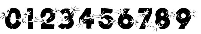 Shotling Font OTHER CHARS