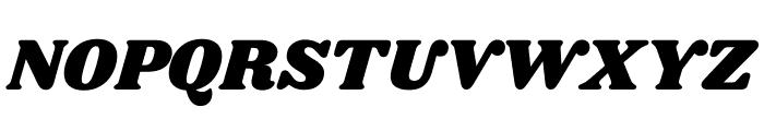 Shrikhand Regular Font UPPERCASE