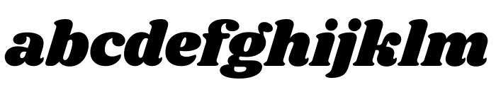 Shrikhand Regular Font LOWERCASE