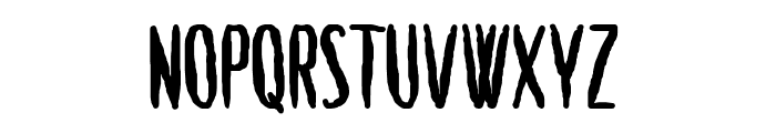 Shut Up and Love Me Font LOWERCASE