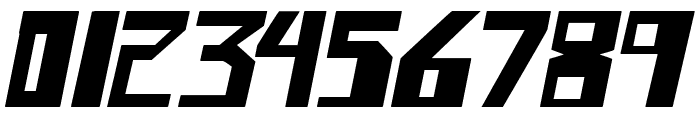 shellhead Bold Italic Font OTHER CHARS