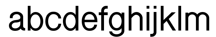Shree Devanagari 714 Bold Font LOWERCASE