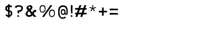 Shababa Ba Regular Font OTHER CHARS