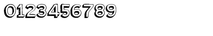 Shababa Regular Font OTHER CHARS