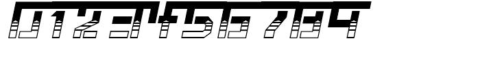 Shameless Decorative Italic Font OTHER CHARS
