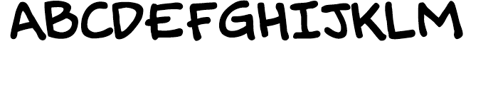 Shannon Wheeler Regular Font UPPERCASE