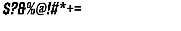 Sheepman Regular Slanted Font OTHER CHARS