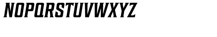 Sheepman Regular Slanted Font UPPERCASE