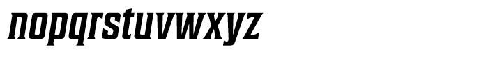 Sheepman Regular Slanted Font LOWERCASE