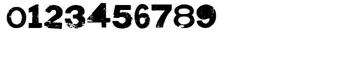 Shelton Regular Font OTHER CHARS