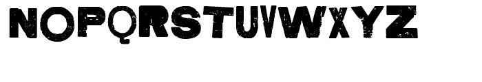 Shelton Regular Font UPPERCASE