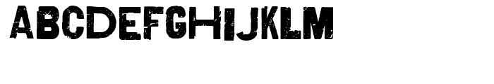 Shelton Regular Font LOWERCASE