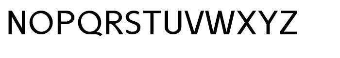 Sherbrooke Regular Font UPPERCASE