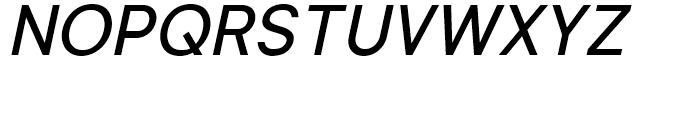 Shine Pro Bold Oblique Font UPPERCASE