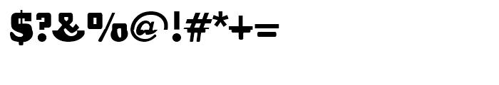 Shiver Regular Font OTHER CHARS