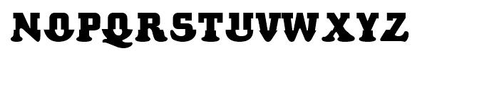 Shiver Regular Font UPPERCASE