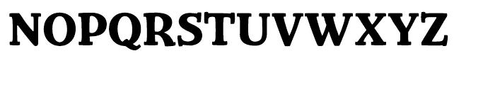 Showcard Moderne Font UPPERCASE