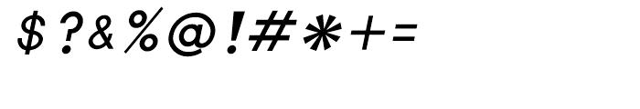 Shree Bangali 1526 Italic Font OTHER CHARS