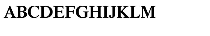 Shree Bangali 1532 Bold Font UPPERCASE
