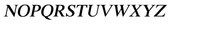 Shree Bangali 1532 Italic Font UPPERCASE