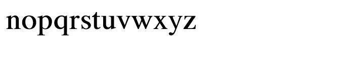 Shree Bangali 1532 Regular Font LOWERCASE