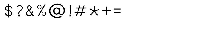 Shree Bangali 1538 Regular Font OTHER CHARS