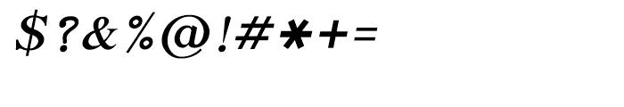 Shree Bangali 1565 Italic Font OTHER CHARS