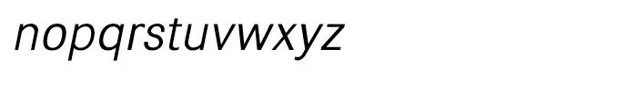 Shree Bangali 1565 Italic Font LOWERCASE