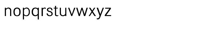 Shree Bangali 1565 Regular Font LOWERCASE