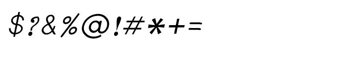 Shree Bangali 1571 Italic Font OTHER CHARS