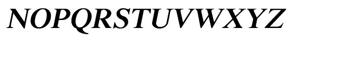 Shree Devanagari 0703 Italic Font UPPERCASE