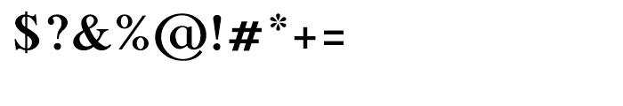 Shree Devanagari 0703 Regular Font OTHER CHARS