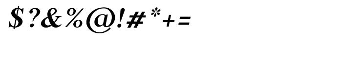 Shree Devanagari 0708 Bold Italic Font OTHER CHARS