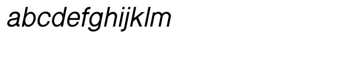 Shree Devanagari 1208 Bold Italic Font LOWERCASE