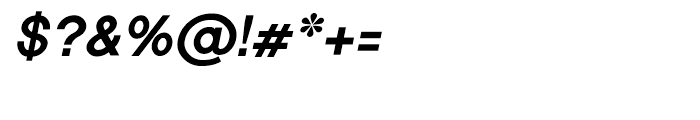 Shree Devanagari 2323 Bold Italic Font OTHER CHARS