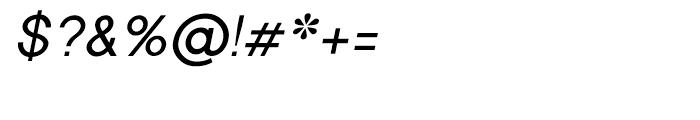 Shree Devanagari 2323 Italic Font OTHER CHARS
