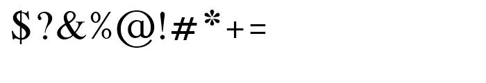 Shree Devanagari 2326 Regular Font OTHER CHARS
