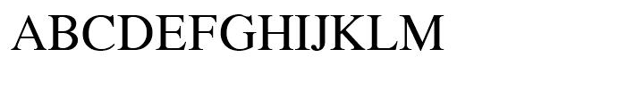 Shree Devanagari 2326 Regular Font UPPERCASE