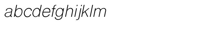 Shree Gujarati 0770 Italic Font LOWERCASE