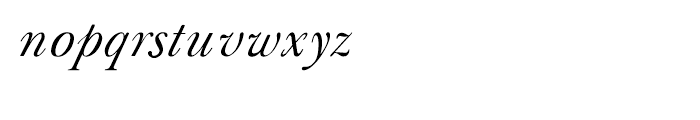 Shree Gujarati 1116 Italic Font LOWERCASE