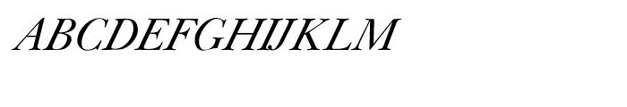 Shree Gujarati 2579 Italic Font UPPERCASE
