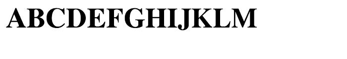 Shree Gujarati 3777 Regular Font UPPERCASE