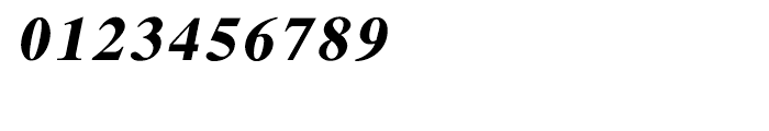 Shree Gujarati 5212 Italic Font OTHER CHARS