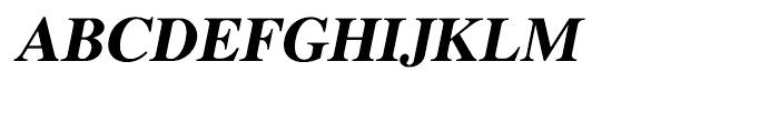 Shree Gujarati 5212 Italic Font UPPERCASE